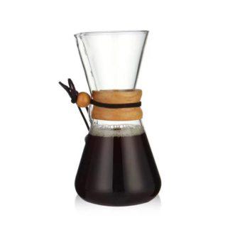 Cafeteira de vidro 600 ml