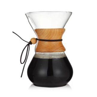 Cafeteira de vidro 800 ml